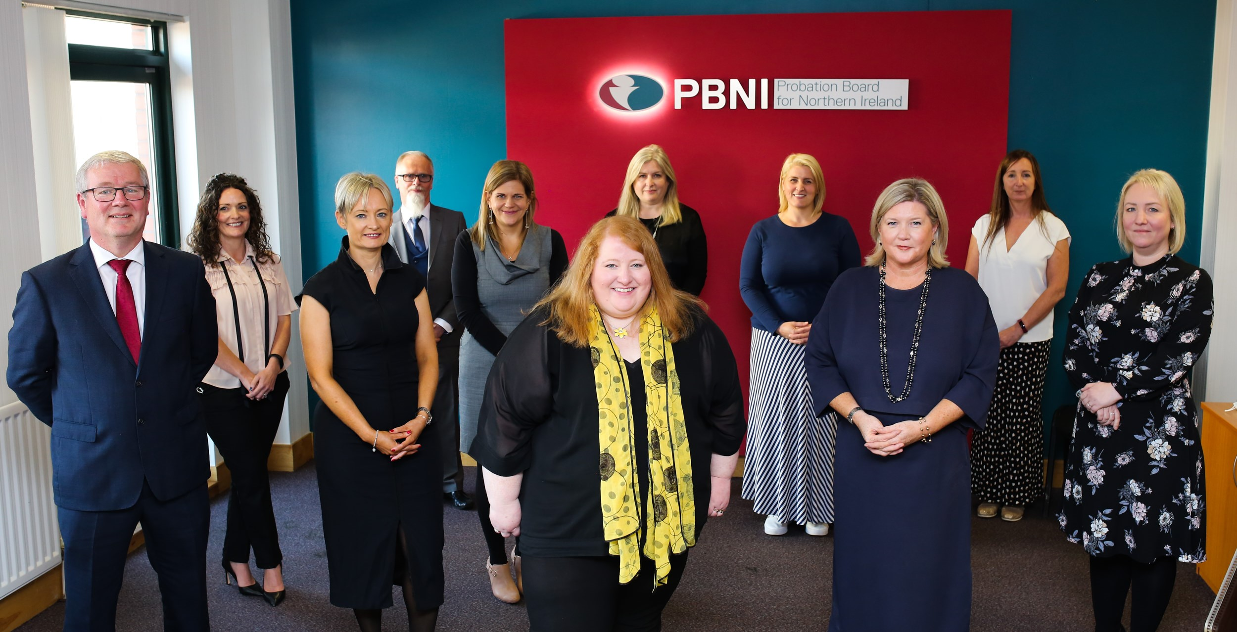 Justice Minister meets probation staff