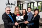 New Deloitte Assured Skills Academy offering 24 high quality training places for graduates