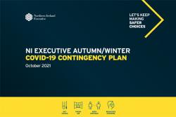 NI Executive Autumn/Winter Covid-19 Contingency Plan - Front cover