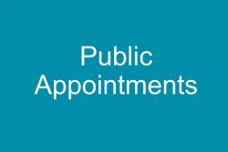 public appointments web2