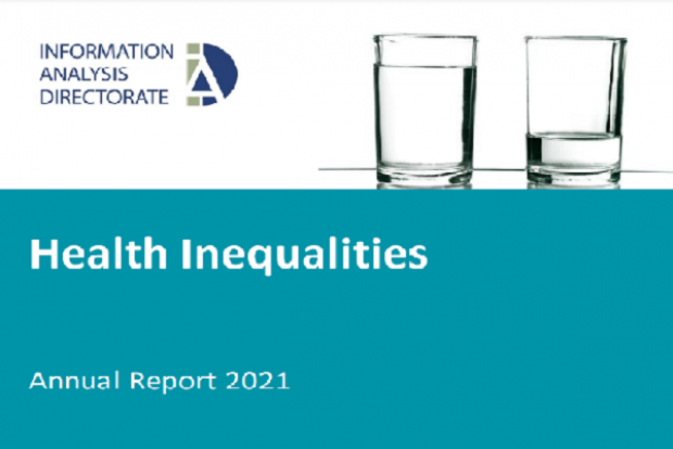 health inequalities 2021